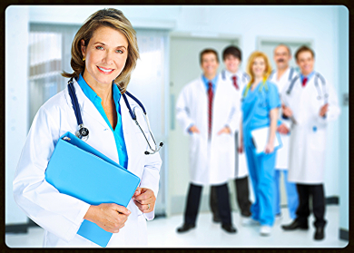 Professional & Executive Search im Bereich Gesundheitswesen / Medizin / Healthcare